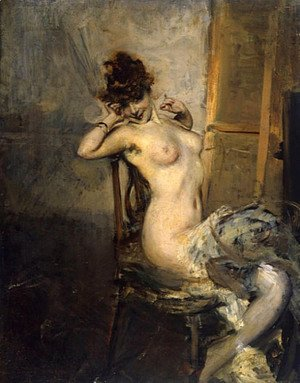 Giovanni Boldini - From Robilant and Voena