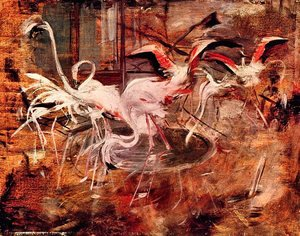 Giovanni Boldini - Pink Palace Ibis in the Vesinet
