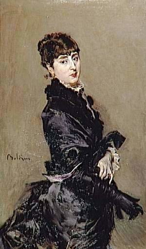 Portrait of Cecilia de Madrazo