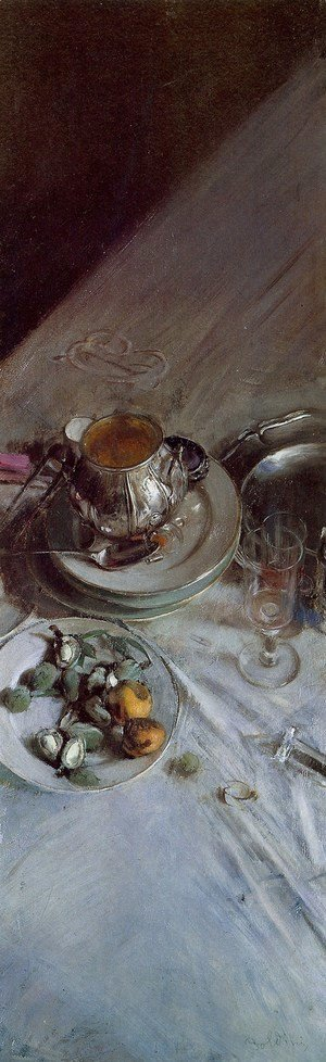 Giovanni Boldini - Corner of Painter's Table
