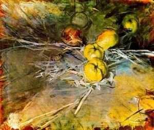 Giovanni Boldini - Apples