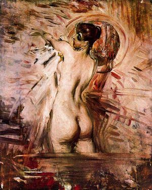 Giovanni Boldini - In the Bath