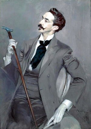 Count Robert de Montesquiou 1897
